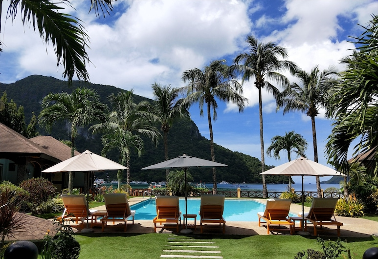愛妮島花園度假酒店, El Nido, 外觀