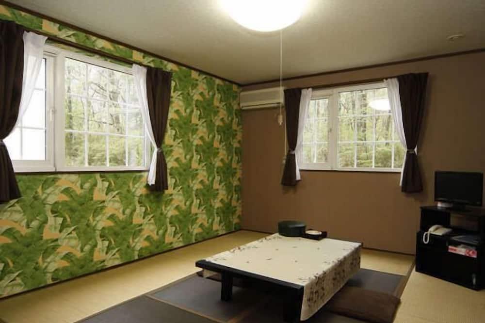 Tradicionális szoba (Japanese-Style) - Étkezés a szobában