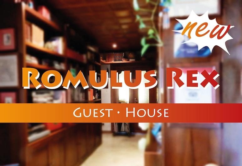 Romulus Rex, Rome