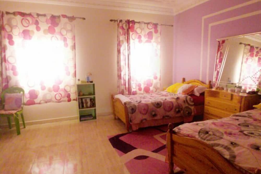 Habitación básica con 1 cama doble o 2 individuales - Habitación
