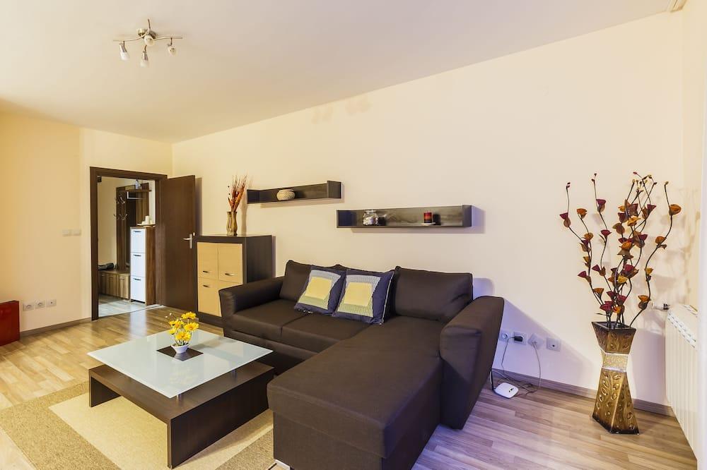 Luxury Διαμέρισμα, 2 Υπνοδωμάτια - Περιοχή καθιστικού