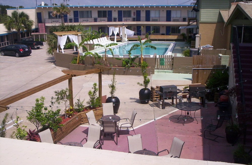Plaza Motel Panama City Beach