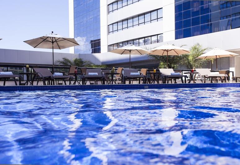 Quality Suites São Salvador, Salvador, Outdoor Pool