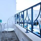 Classic vila, 2 spavaće sobe - Balkon