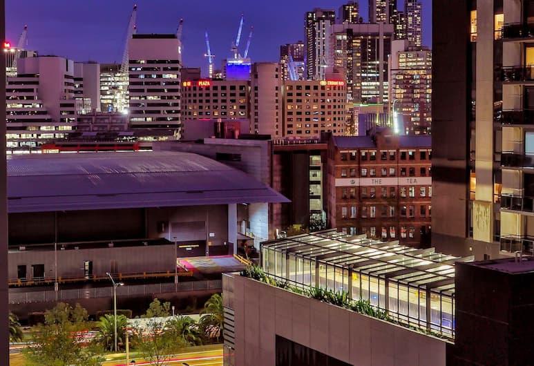 墨爾本高級住宿飯店, 南岸, 公寓, 2 間臥室, 城市景觀, 城市景觀