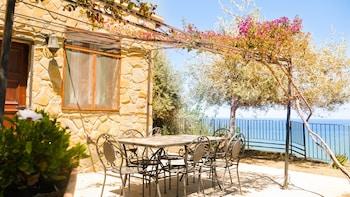 Nuotrauka: Villa Magarà, Čefalu