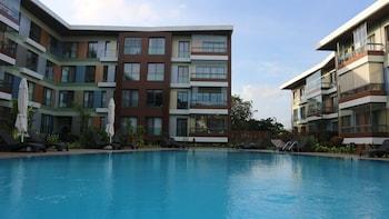 Akra — zdjęcie hotelu Accra Luxury Apartments Cantonments