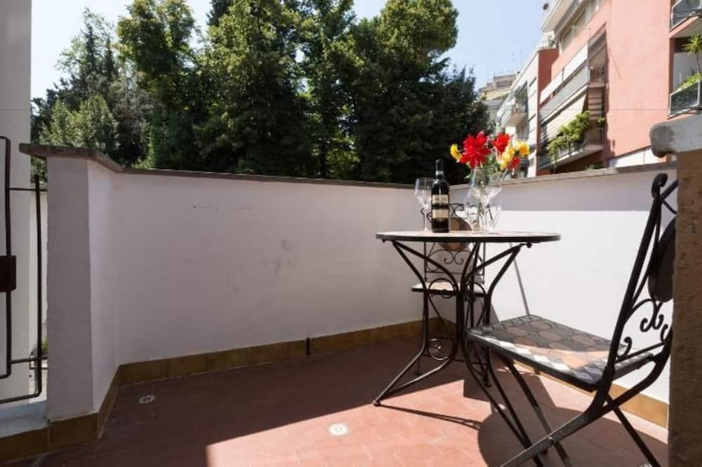 Apartment, 1 Bedroom, Balcony - Balkoni