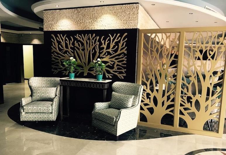 Royal View Hotel, Ras Al Khaimah, Lobby Sitting Area