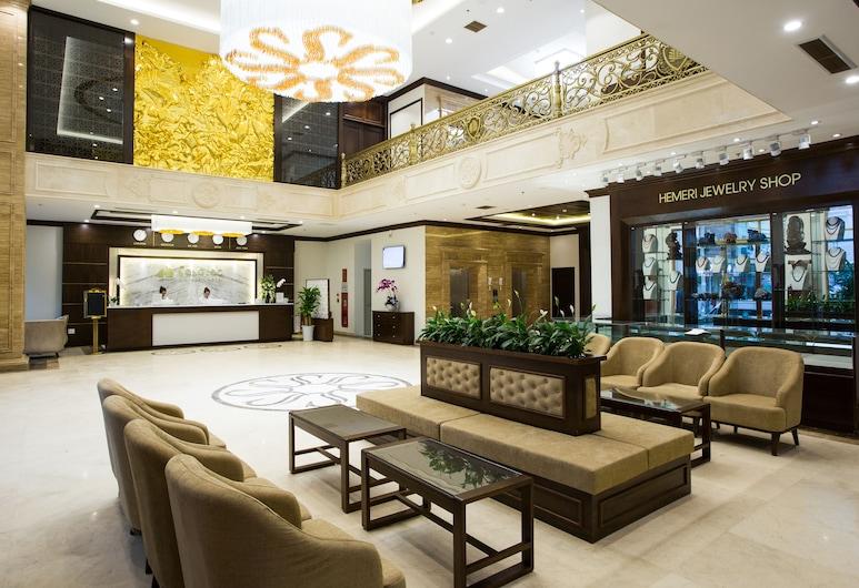 Song Loc Luxury, Ha Long, Sittområde i lobbyn
