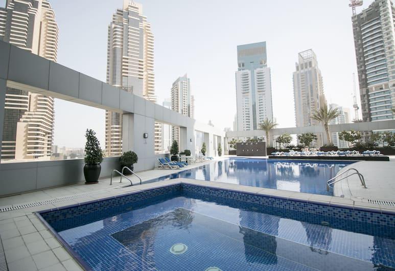 天空景觀嗨旅客渡假屋飯店, 杜拜