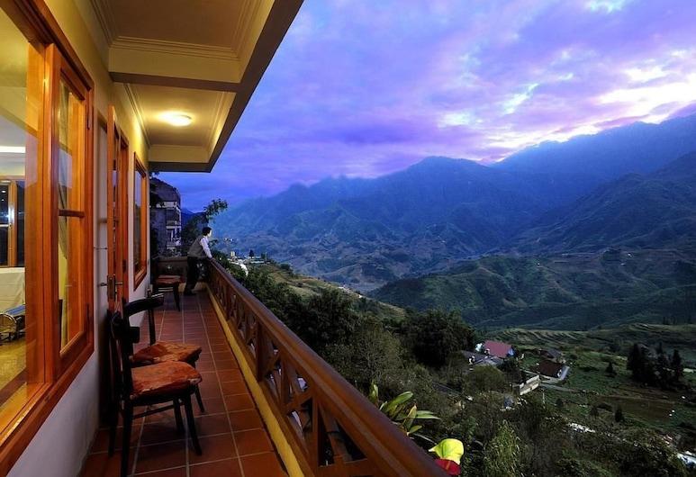 Sapa Lodge New, Sa Pa, Balcony