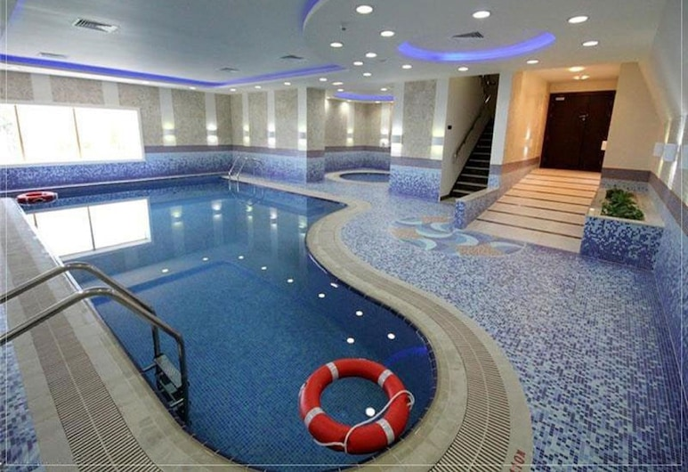 HiGuests Vacation Homes - Elite Tower, Dubai, Outdoor Pool