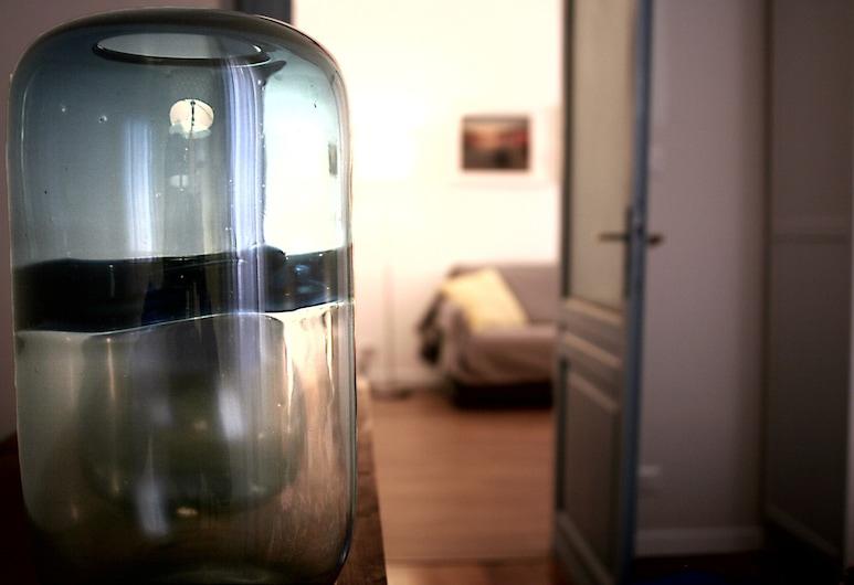 Albero Della Fortuna, Torino, Appartamento Deluxe, bagno in camera (Delux), Interni