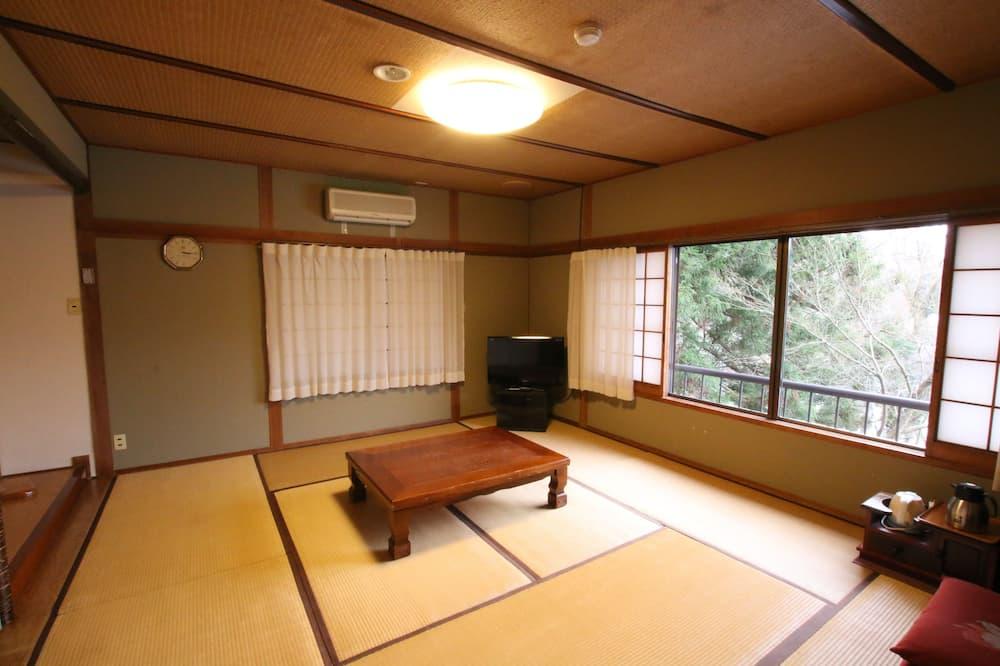 傳統客房 (Japanese Style) - 客廳