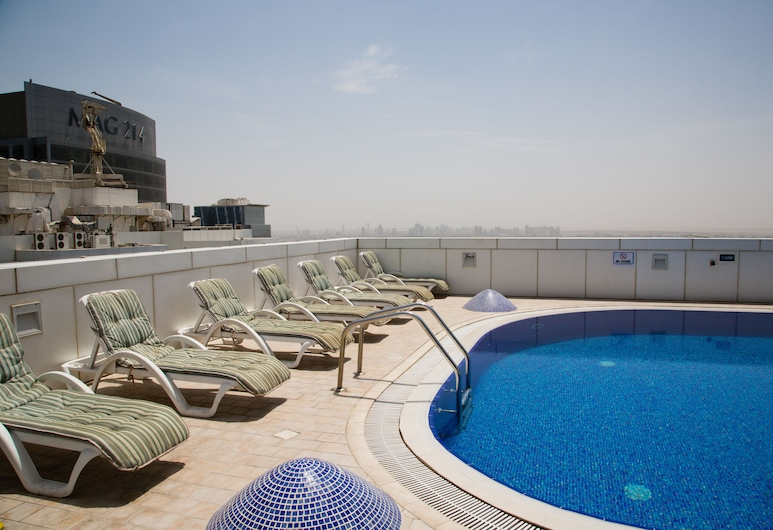 HiGuests Vacation Homes - Saba 2, Dubajus, Lauko baseinas
