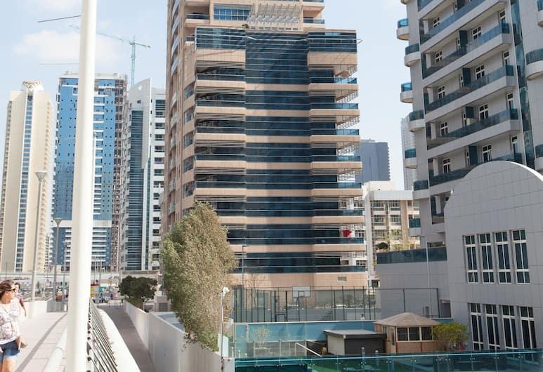 HiGuests Vacation Homes-Zumurud, Dubajus, Išorė