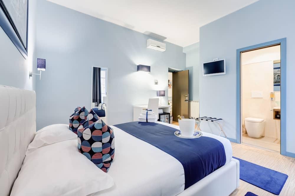 Kamar Double Superior, 1 kamar tidur, kamar mandi pribadi, pemandangan kota - Kamar Tamu