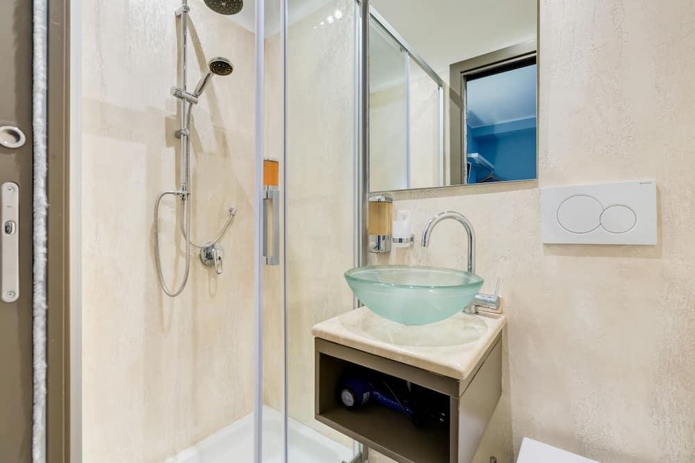 Kamar Single Klasik, 1 Tempat Tidur Twin, kamar mandi pribadi, pemandangan halaman - Kamar mandi