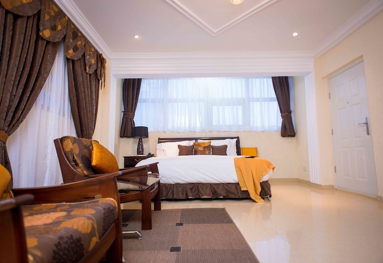 The Ritzz Exclusive Guest House, Accra