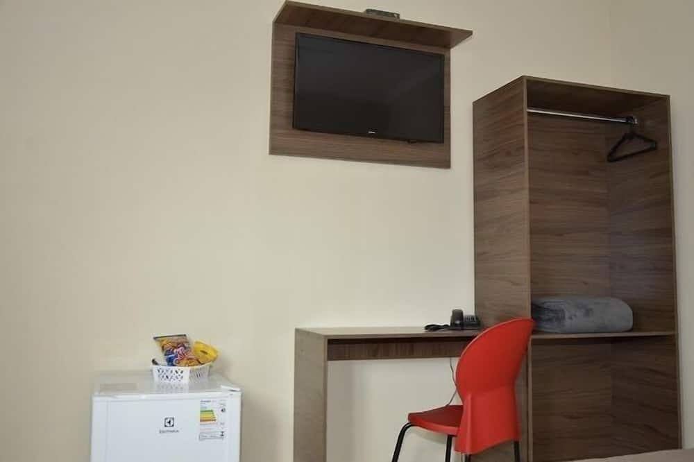 Dvoulůžkový pokoj, dvojlůžko - Obývací prostor