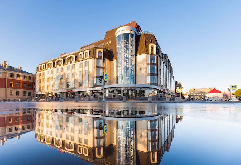 Victoria Hotel Vyborg, Viipuri
