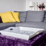Appartamento Comfort, 1 letto queen con divano letto, non fumatori - Area soggiorno