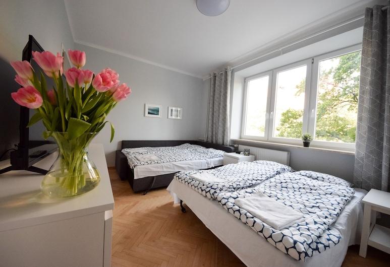 ShortStayPoland Okopowa (B37), Βαρσοβία, Διαμέρισμα, Δωμάτιο