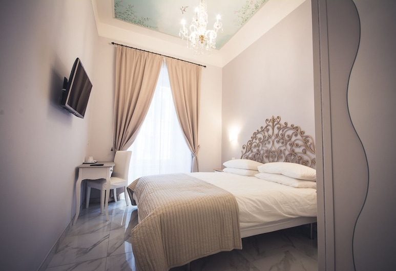The golden keys rome, Rom, Double Room, Bilik Tamu