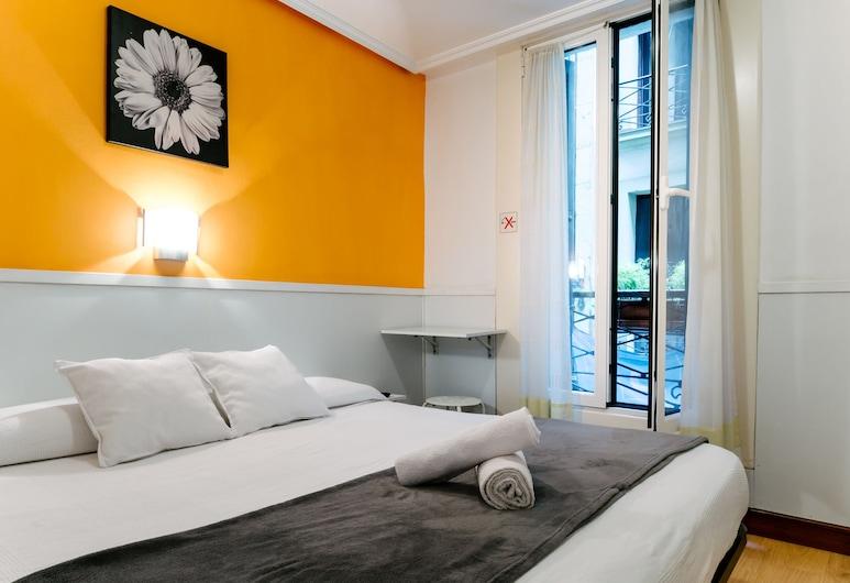 聖克樂拉旅館, 聖賽巴斯提安, 雙人或雙床房, 客房