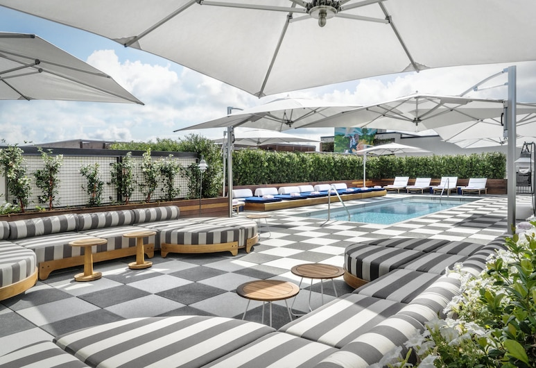 Perry Lane Hotel, A Luxury Collection Hotel, Savannah, Savannah, Outdoor Pool
