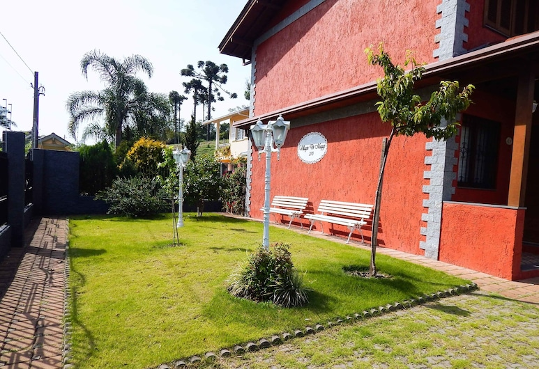 Apartamento Villagio di Maggi Condominio, Canela, Front of property