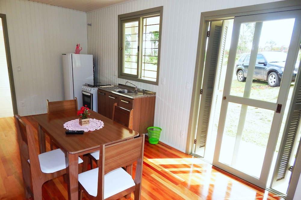 Ексклюзивний будинок, 2 спальні - Обіди в номері