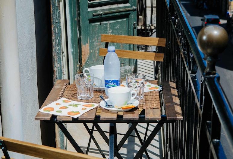 Calanotte, Palerme, Suite Deluxe, vue ville, niveau Exécutif, Balcon