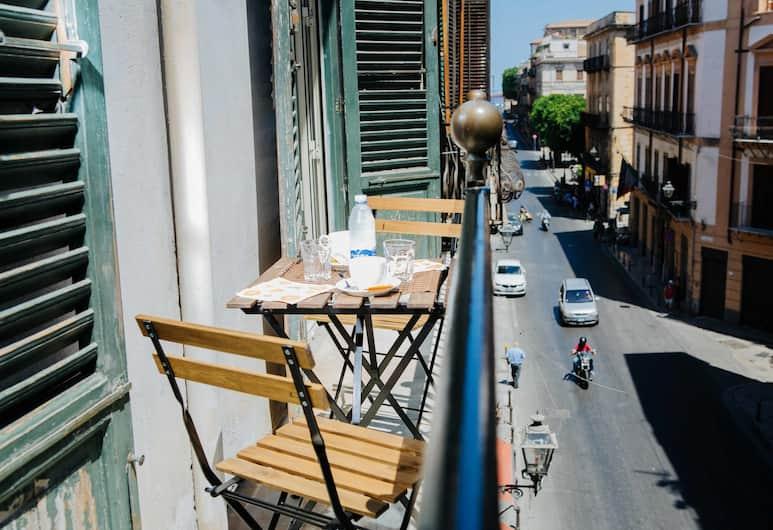 Calanotte, Palermo, Deluxe Süit, Şehir Manzaralı, Executive Katı, Balkon