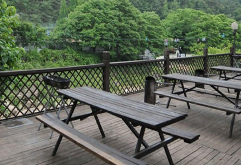 Gurye Little Prince Pension , Gurye, Condo (25 pyeong), Terrace/Patio