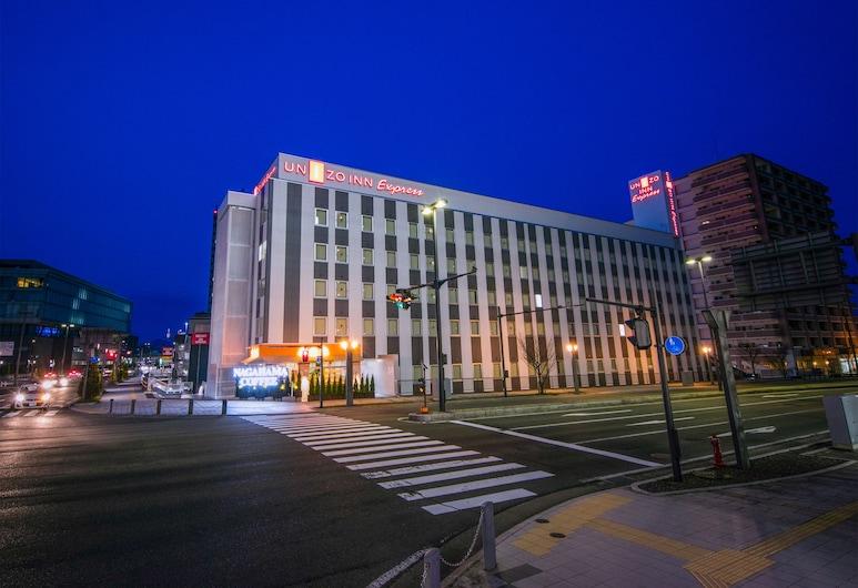 UNIZO INN Express Morioka, Morioka, Exteriér