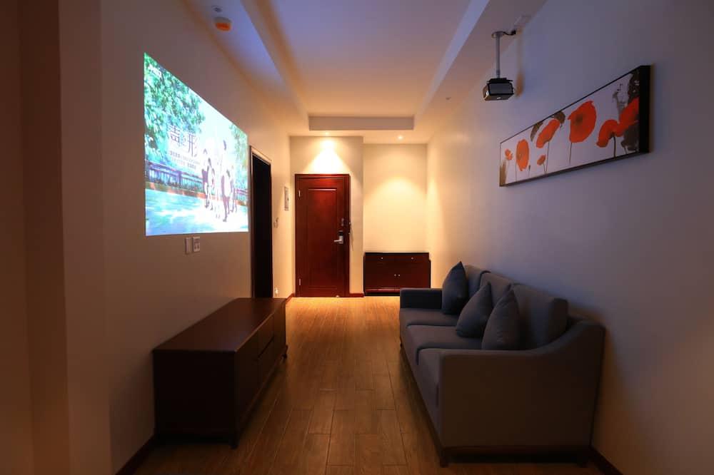 Apartmán typu Premium, 1 spálňa - Obývacie priestory