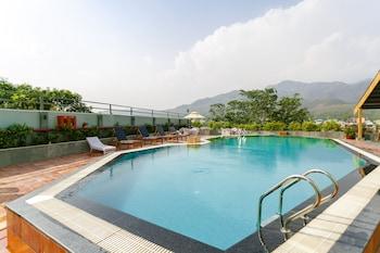 Foto van Hotel Natraj in Rishikesh