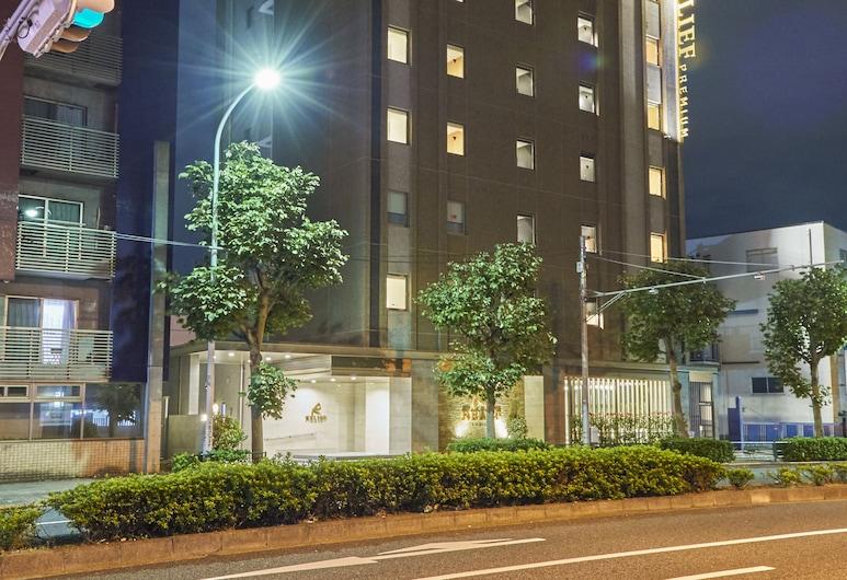 リリーフプレミアム羽田 by RELIEF, 大田区, ホテルのフロント - 夕方 / 夜間