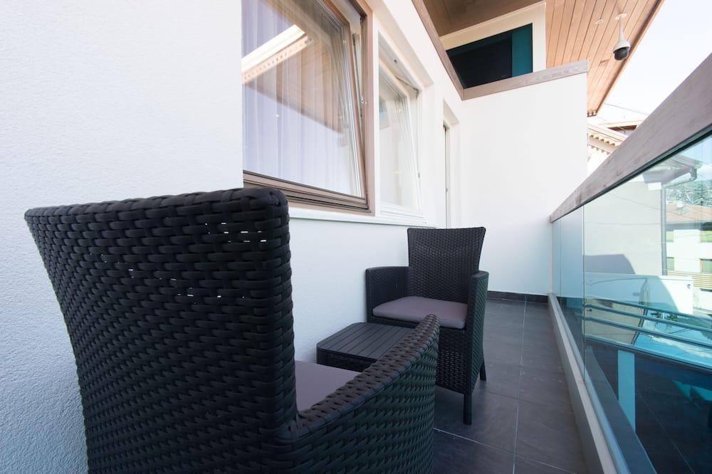 Pokoj s dvoulůžkem nebo 2 jednolůžky, terasa - Balkón
