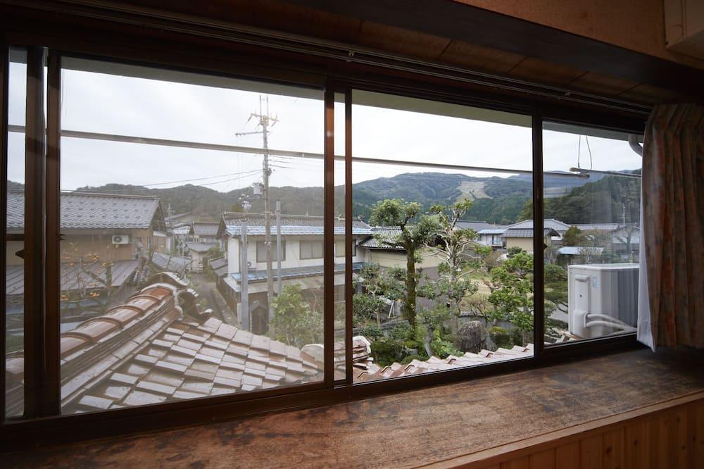 傳統客房 (Japanese Style, Shared Bath Room) - 客房景觀