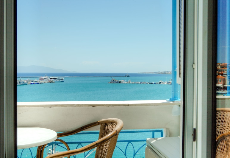 Hotel Lesvion, Lesvos, Double Room, Sea View, Guest Room View