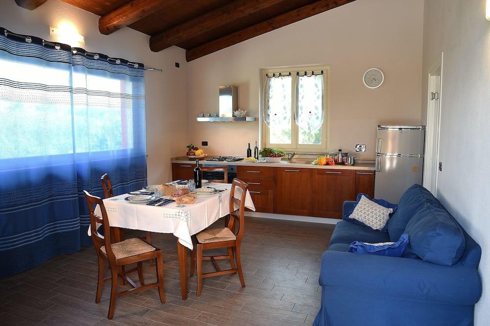 Leilighet – panoramic, utsikt mot høyde - Bespisning på rommet