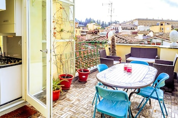 Picture of Borgo San Jacopo Penthouse in Florence