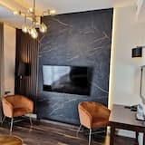 Pokój z 2 pojedynczymi łóżkami typu Deluxe, 1 sypialnia - Powierzchnia mieszkalna