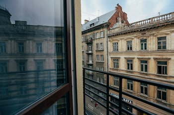 Picture of Jam Hotel Lviv Hnatyka in Lviv