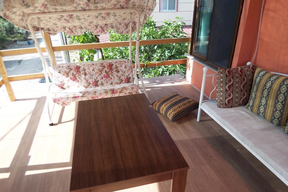 Panoramic Suite, 1 Bedroom, Terrace, Sea View - Balcony