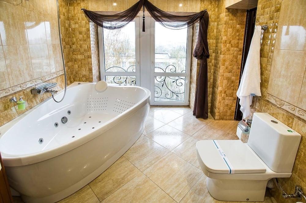 Luxury-Apartment - Badezimmer
