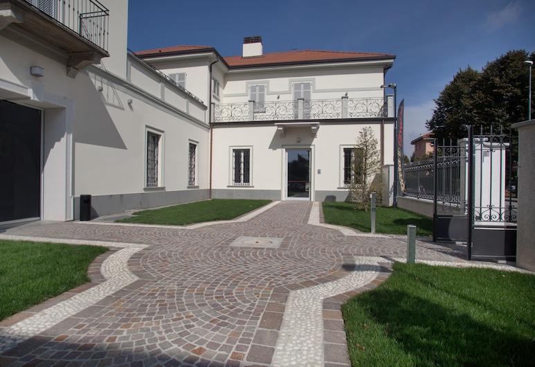 Residence Le Querce Monza, Monza, Zahrada